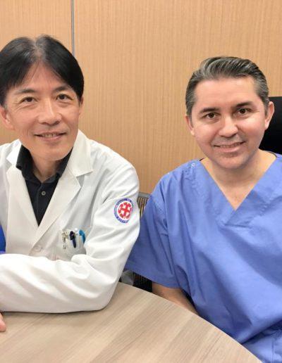 cardiologo merida curso TMT 2018 tokyo general Hospital 1