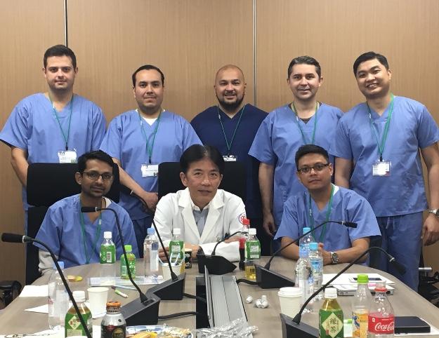 cardiologo merida curso TMT 2018 tokyo general Hospital 2