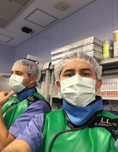 cardiologo merida curso TMT 2018 tokyo general Hospital 5