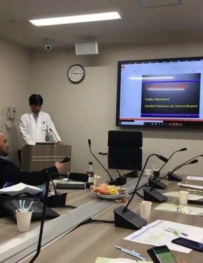 cardiologo merida curso TMT 2018 tokyo general Hospital 6